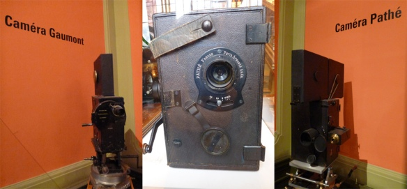 Some of the Lumière-cameras