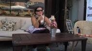 Had sooooo good ice coffee and ice cream shake.