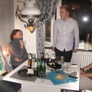 Leffe, Jojjo, Johan and Damon
