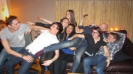 The amazingly funny pre-picture, haha, so many arms!