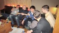 Erik, Fredrik, Mattias, Johan and Ramzi