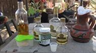 Liquours of aguamiel
