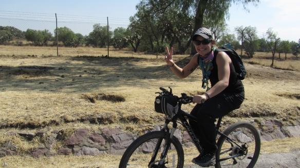 Biking :)