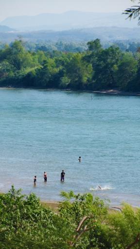 The grijalva river