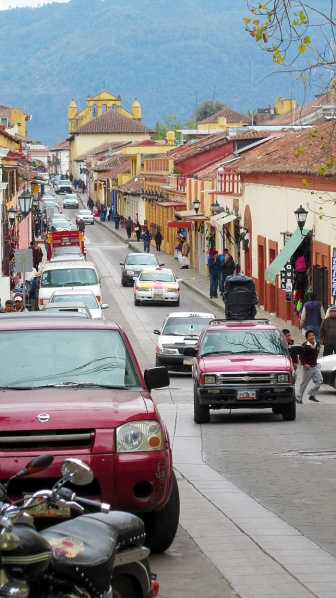 Street of San Cristobal