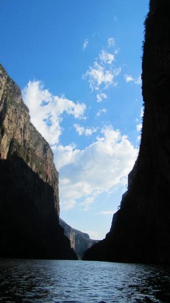 Canyon Sumidero, Chiapa de Corzo