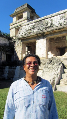 My host and guide, Raul :)