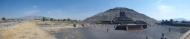 Panorama teotihuacan