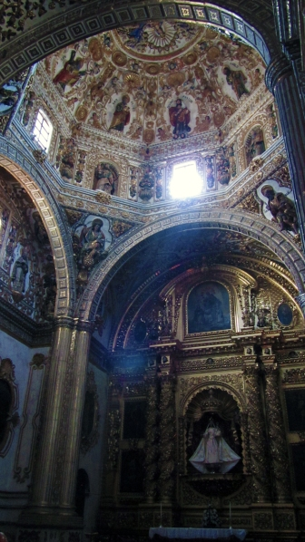 another site of the santo domingo church