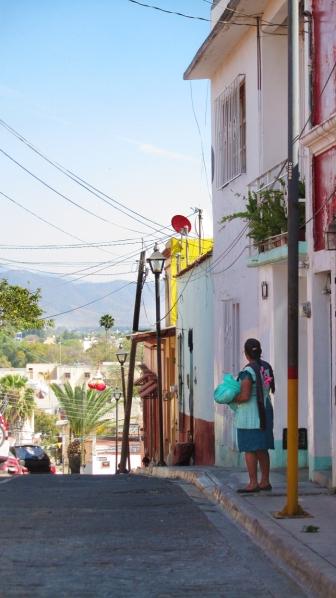In the xochimilco area