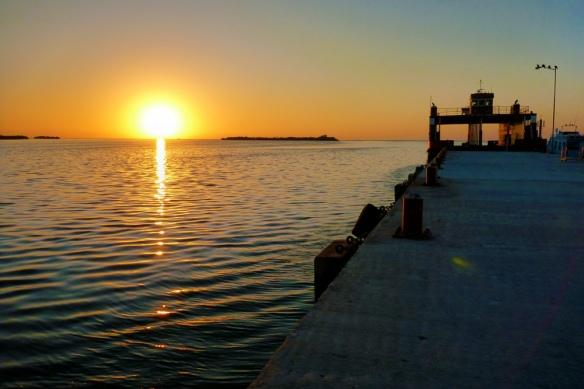 Sunrise in Holbox