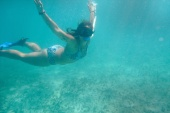 And me, flying underwater? Haha.