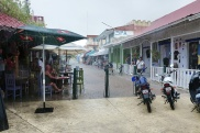 Raining in Isla Mujeres