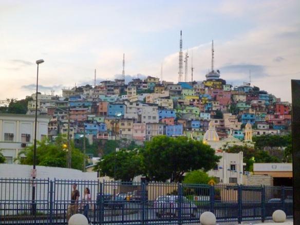 Cerro Santa Ana, Guayaquil