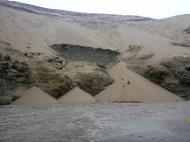 Looks like three pyramids :)