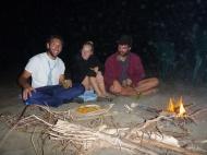 Francesco, Ann-Sofie and Daniel