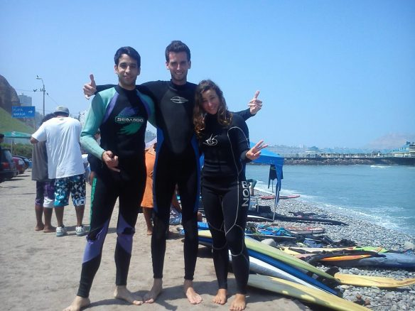 Ready to surf! :D