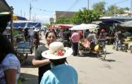The market in Nazca