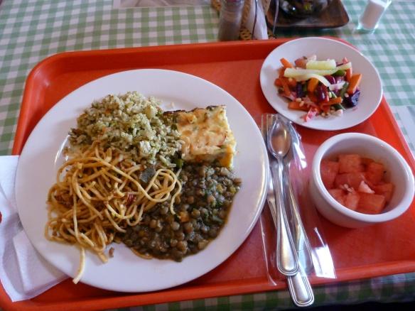 Vegetarian buffet!!