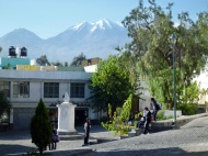 Where Arequipa started..