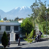 Where Arequipa started..