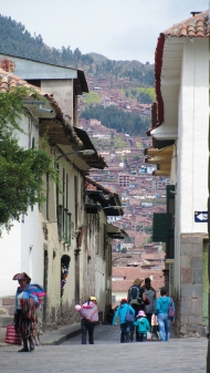 street of cuzco