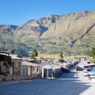Maca village