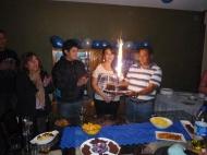 Sandras birthday cake!