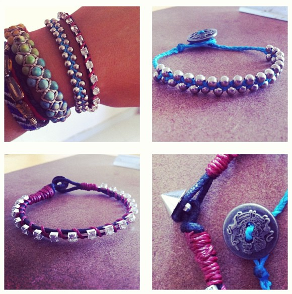 Another kind of bracelets... :)
