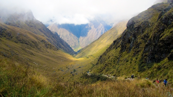 The beautiful Inca Trail