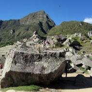Machu Picchu - stones
