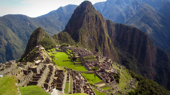 Another classical picture of Machu Picchu