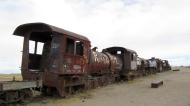 Train cementary
