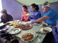 Third lunch
