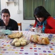 Luciano and Dana