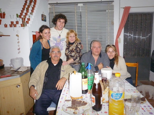 Three generation of couples ;) Grandparents, parents and us :)