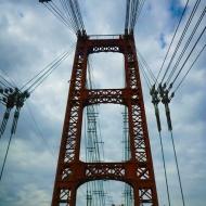 The famous hanging bridge in Santa Fe :)