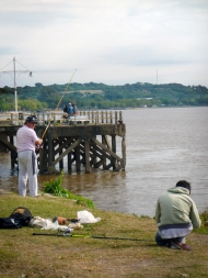 Fishermen in Parana