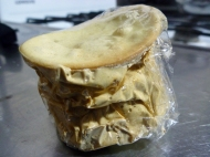 An alfajor from Salta