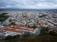View over Salta