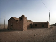 The church in San Pablo de Lipez, a small village of around 70 people. Every village have their own church.
