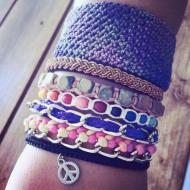 A few new bracelets