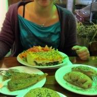 Vegetarian dinner!!