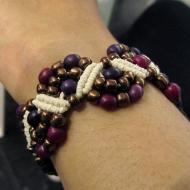 My bracelet to Gisela