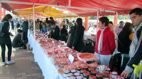Food market. Mmmmm!