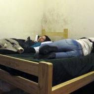 Siesta in our hostel :)