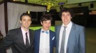Seba, Enano and Duilio