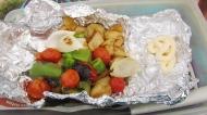 My yummy veggie food!