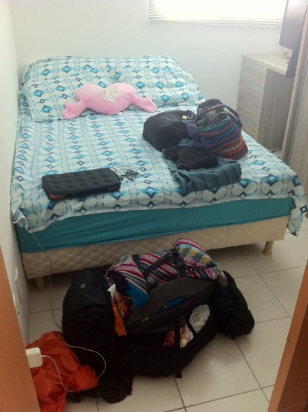 Good bye lovely room :(