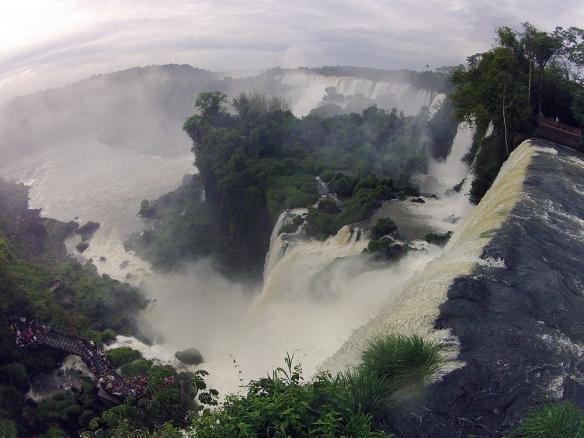 Igazú falls